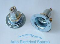 Lucas type L488 Single Filament Bulb Holders x 2 ( 1 PAIR )