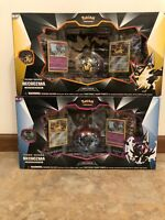 Pokemon TCG Necrozma Premium Collection - Dawn Wings And Dusk Mane Boxes NEW