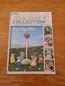 May Day Mice. Alan Dart Toy Knitting Pattern