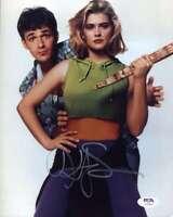 Kristy Swanson Psa Dna Coa Signed 8x10 Buffy Vampire Slayer Photo Autograph