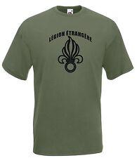 T-shirt Maglietta J1825 Stemma Legione Straniera Bassa Visibilità Esercito
