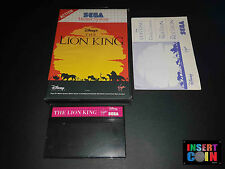 JUEGO SEGA MASTER SYSTEM  THE LION KING