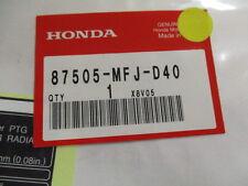 Neuer Original Honda Reifenaufkleber, CBR600RR  Art. Nr. 87505-MFJ-D40