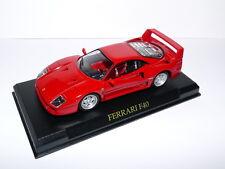 voiture 1/43 IXO altaya FERRARI  : F 40