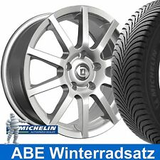 "16"" ABE Winterkompletträder Winterreifen 205/55 Micheli Alpin A5 MEGA AKTION"