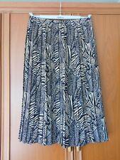 Eastex Smart Skirt, Size 12. Brown Patterned.