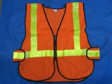 Sunlite Bicycle Ansi Safety Vest One Size Fits All - New