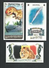 2010 Topps Allen & Ginter MINI Insert Lot *** YOU PICK Any (5) Cards Dinosaur