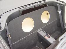 """for 00-05 MR2 MR-2 Spyder - Custom Sub Box Speaker Subwoofer Enclosure - 2 10"""""""