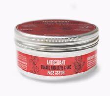 Antioxidant Tomato and Olive Stone Face Scrub