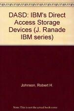 Dasd: IBMs Direct Access Storage Devices (J RANADE IBM SERIES)