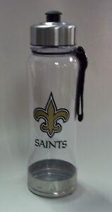 New Orlenas Saints Water Bottle 16 ounce