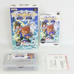 FARLAND STORY 2 MINT Super Famicom Nintendo 6311 sf