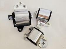 Hasport - 96-00 Honda Civic Stock Replacement Mounts (B or D-Series) 3-Bolt 70A