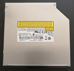 SONY BD-5740L 5740H 6X 3D Blu-Ray Burner BD-RE Internal DVD RW SATA Slim Drive