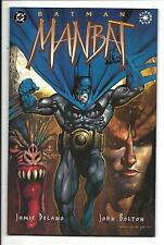 BATMAN: MANBAT # 2 of 3 (DC Comics Elseworld, Prestige Format, NOV 1995), NM
