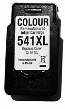 1 Printer Cartridge for Canon CL-541 XL PIXMA MX395 MX475 MG3250 MG3150 MG4150