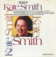 The Best Of Kate Smith CD, Climb Every Mountain, God Bless America, Born Free,++