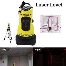 ZH-SL202 Laser Level Self-Levelling Cross Line Horizontal Vertical Measuring NEW