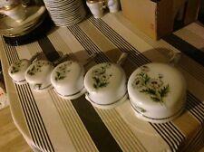 casseroles culinaires en porcelaine de paris