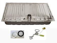 New! 1965-1968 Mustang Cougar Gas Fuel Tank Stainless Steel Plus Sending Unit