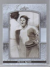PETE ROSE 2011 LEAF NATIONAL CONVENTION LIMITED EDITION PROMO CARD! 3 of 9!