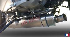 SILENCIEUX EXAN OVALE CLASSIC TITANE BUELL XB12 2003/07 - XBL02-00-OCT