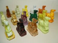 15 BOYD ART GLASS JOEY HORSES BEAUTIFUL COLLECTION