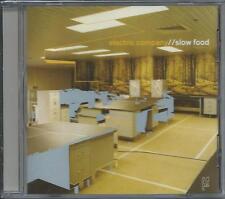 Electric Company - Slow Food (CD 2001) NEW