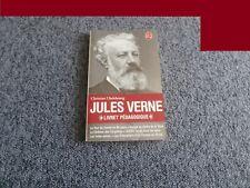 Jules VERNE Livret pédagogique  Le livre de Poche Hors commerce  Très bon état