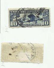 U.S. Scott# C10 - Cat $2.50 - Solid USED   stk#CZ