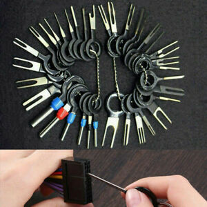 36PCS Automotive Terminal Removal Tool Car Wire Plug Connector Extractor Pin
