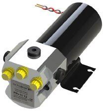 HyPro PR+0812 Hydraulic Reversing Motor Pump 0.8 Litre 12V for Autopilot