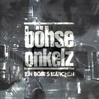 """BÖHSE ONKELZ """"EIN BÖSES MÄRCHEN AUS..."""" CD NEU"""
