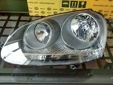 NEW HELLA VOLKSWAGEN GOLF V 1EG 247 007-011 HEADLIGHT LEFT MK5 VW GTI GREY LHD