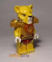 Lego Lundor Minifigure from set 70141 Legends of Chima Leopard NEW loc081