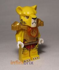 Lego Lundor from set 70141 Ice Glider Legends of Chima Leopard Tribe NEW loc081