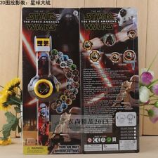 STAR WARS PROJECTOR  DIGITAL CHILD'S WATCH 24 IMAGES AUSSIE SELLER FASTFREE POST
