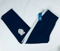 New With Tags Men's KSwiss Navy Track Pants -Size L track / running