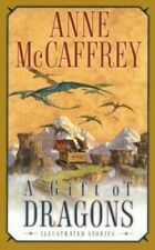 A Gift of Dragons by McCaffrey, Anne Hardback Book The Fast Free Shipping
