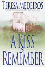 A Kiss to Remember, Teresa Medeiros, Very Good Book