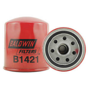 "BALDWIN FILTERS B1421 Spin-On,M20 x 1.5mm Thread ,3-7/16"" L"