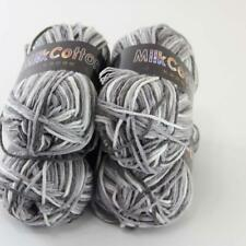 Sale New 4ballsx50g Soft Cotton Baby Yarn Hand dyed Wool Socks Scarf Knitting 07