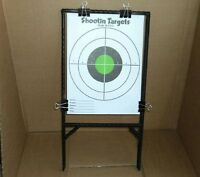 """Target stand for all rifles pistol (and BB guns) 18"""" shooting 3/8'' solid steel"""