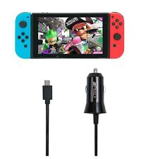 Pegly Car Charger Adapter for Nintendo Switch 5V 2.6A Model