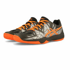 Asics Mens Gel-Fastball 3 Court Shoes Black Sports Handball Breathable Trainers