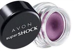 Avon Supershock Eye Liner VELVET PLUM 4g New