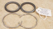 2000 - 2005 MARZOCCHI SHIVER DC FORK - SEAL C CLIPS & SEATING WASHERS SET - MTB