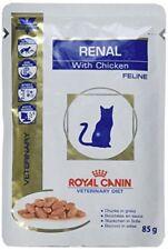 Royal Canin Renal Envelope Chat Mouillé Cat Diets Poulet Aliments