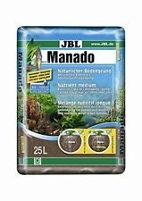 Jbl Manado Substrato fondo Fertile per acquari da 25 lt